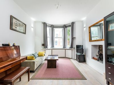Photo for NEW 2BD Flat Amazing Location in Queens Park - Two Bedroom Apartment, Sleeps 4