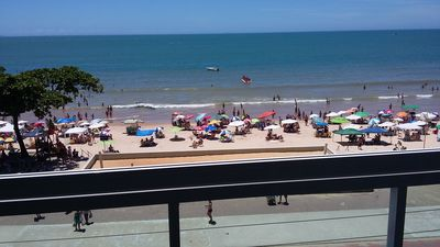 Photo for APARTMENT SEAFRONT WITH WI-FI, EXCELLENT LOCATION, Balcony, 3 bedrooms