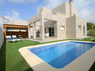 Photo for Modern Vila In Rojales With Private Swimming Pool