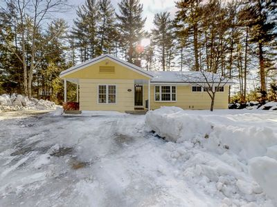 Photo for NEW LISTING! Dog-friendly home w/ fireplace & furnished deck - near resort