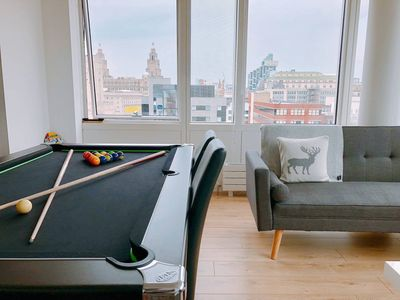 Photo for Comfortable Apt in Liverpool city central