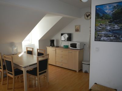 Photo for Apartment in quiet residence, 300 m from the village center