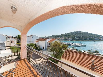 Photo for Apartments Marica (24021-A4) - Tisno - island Murter