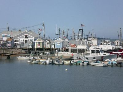 Photo for Spacious Two Bedroom Walking Distance To Harbor, Town, Hospital and Yacht Club