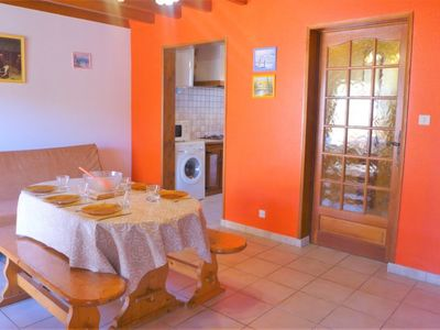 Photo for Vacation home Les Colombes in Saint Pierre La Mer - 6 persons, 3 bedrooms