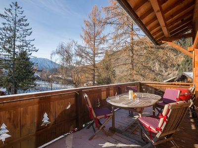 Photo for Chalet Haute Bergen, Les Houches (Chamonix), France