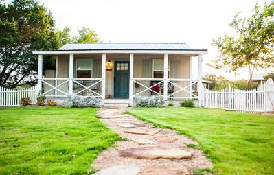 Photo for 1BR Cabin Vacation Rental in Dripping Springs, Texas