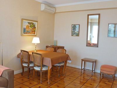 Photo for Apartment 895 m from the center of Nice with Air conditioning, Lift, Parking, Terrace (252049)