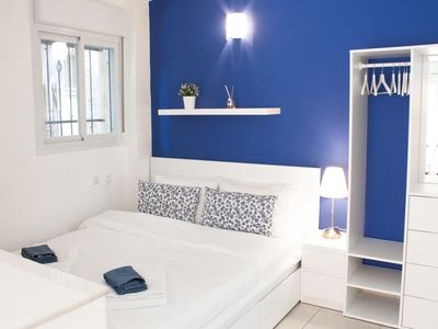 ☀The Sapphire -  Near Mahane Yehuda Market - With Balcony - Couples Favourite☀
