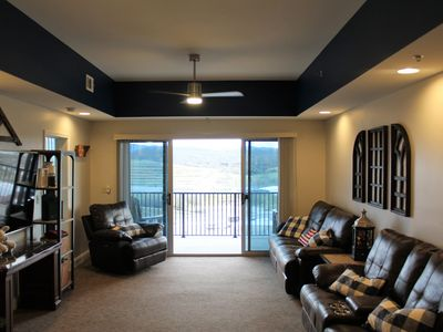 Photo for Top floor condo at BMS!