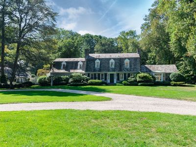 Photo for Beautiful 3bed Darien home on 3 acre estate