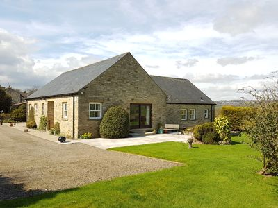 Photo for PADDOCK HOUSE, large family friendly, with fantastic views. Yorkshire Dales.