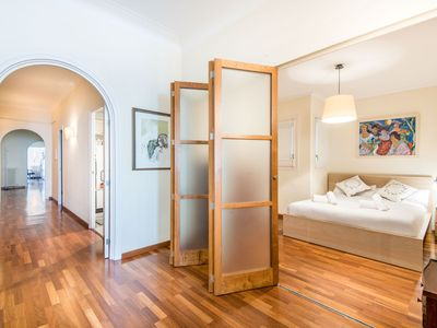 Photo for Brand New 4-Bedroom Apartment in Barcelona