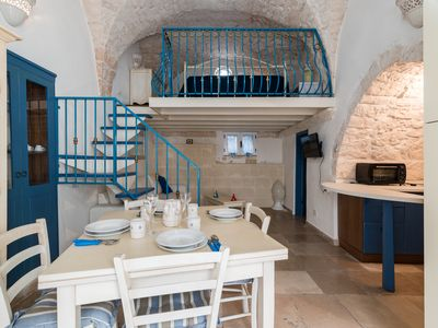 Photo for Casa Carlotta, comfortable pied à terre in Ostuni
