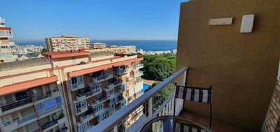 Photo for VIVE BENALMADENA Studio Hercules 813, sea views