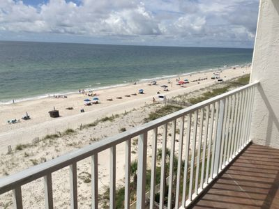 Photo for Gulf Front Condo / Gorgeous View
