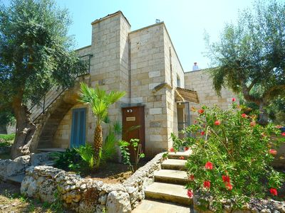 Photo for Scenic Holiday Home in Tricase Amidst Olive Trees