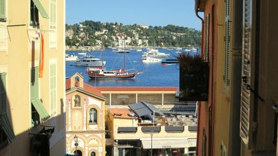 Photo for Spacious, Charming Apartment In Prime Villefranche Location