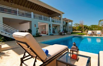 Photo for Windward -Tryall Club - luxury 6 bedrooms serviced villa - Travel Keys
