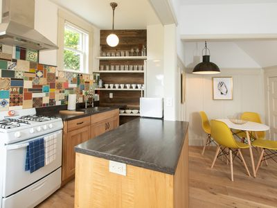 Photo for Castro Mid-Century Single-Family Cottage with Backyard & Grill