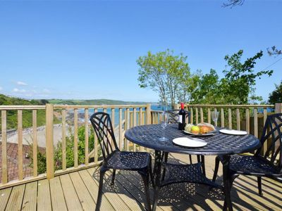 Photo for Vacation home Hannafore in Looe - 4 persons, 2 bedrooms