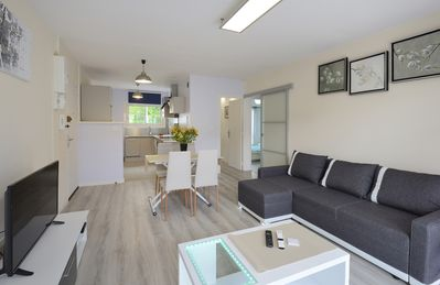 Photo for T3 APARTMENT OF LUXURY WITH PARKING IN TOWN CENTRE