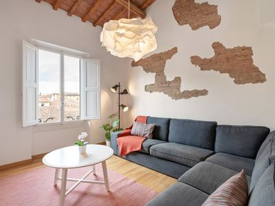 Photo for Beautiful 4Bed Apt,Sleeps 9 nr Piazza della Libertà