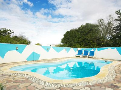 Photo for Private premium Villa Texas with a very big pool , 4 mn from the beach
