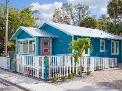 Photo for NEW LISTING! ☼ The Cottage Next Door (Downtown Sarasota)