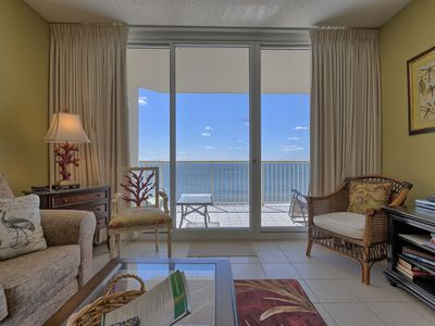 Photo for Beach Club 1407B Fort Morgan Gulf Front Vacation Condo Rental - Meyer Vacation Rentals