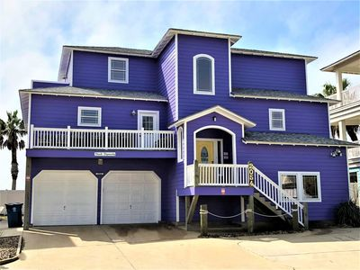 Photo for 2 OCEAN VIEW DECKS! -5 bedrooms - Walk 2 MIN to BEACH , 30 SECS.. to POOL/HotTub