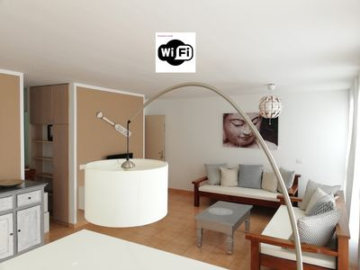 Photo for Casa Sabrina, apartment in Los Abrigos very close to the sea with every comfort.