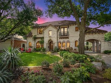 Preston Hollow, Dallas, TX, USA