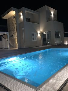 Photo for Superior apartment with a marzamemi pool