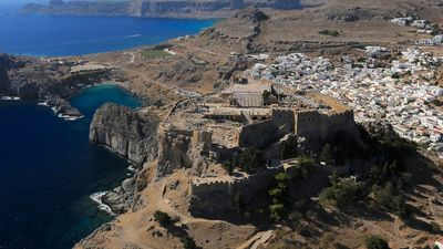 Photo for Holiday complex in Lindos