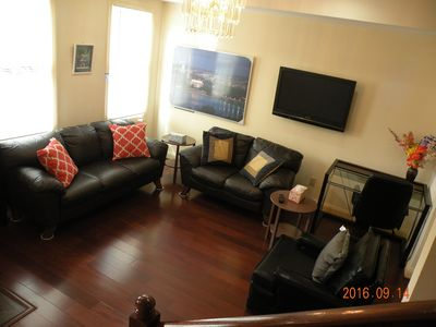 Photo for 5 BR 4 BA- New House on Capitol Hill-Free Parking Permit