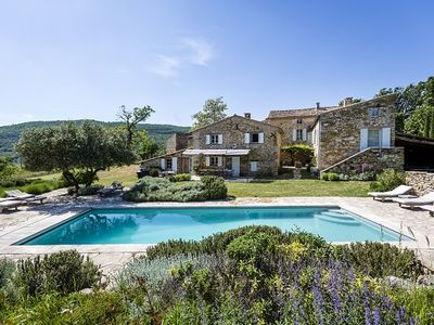 Photo for Oppedette Villa, Sleeps 12 with Pool and WiFi