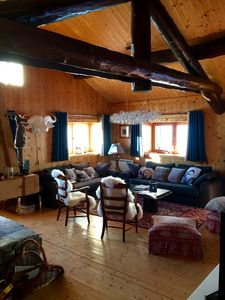 Photo for Luxurious 200m2 chalet on the slopes in Tignes-les-Boisses