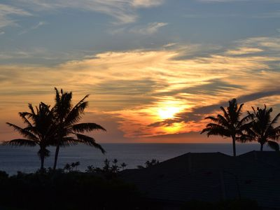 Photo for Mauna Kea Resort Villa, Ocean Views with Pool & Spa in Backyard