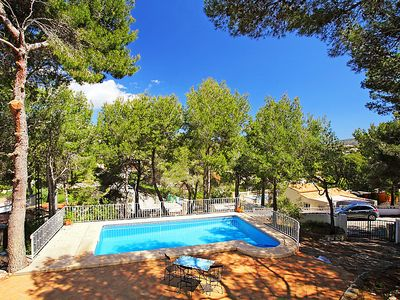 Photo for Vacation home Pinar de L'Advocat in Moraira - 6 persons, 3 bedrooms