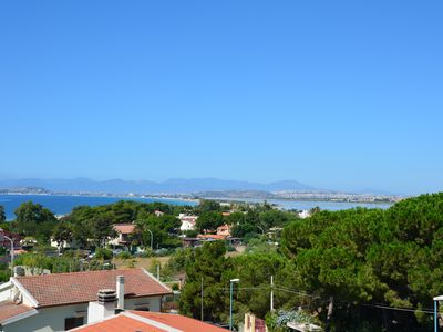 Photo for Elegant and comfortable apartment in a panoramic villa to 260 m from the sea