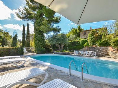 Photo for Villa Caporlese: Large Private Pool, WiFi