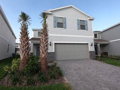 Photo for Beautiful 5 Bedroom house w/ pool close to DISNEY!