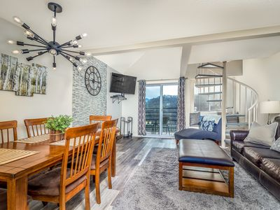 """Photo for New! """"1306 The Summit"""" AMAZING VIEWS!!!!  Newly Renovated Penthouse Level!!"""