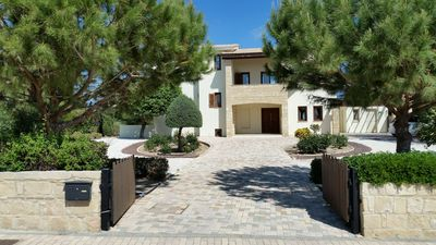 Photo for Stunning Villa in Aphrodite Hills Golf Resort and Spa