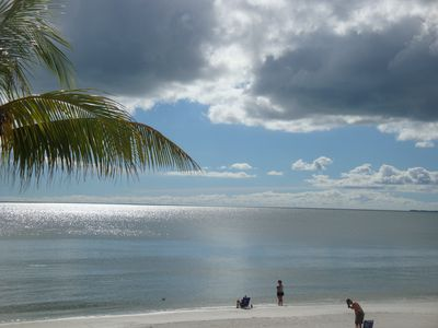 Fantastic beach view from our Lanai. Your vacation spot awaits just for you!!