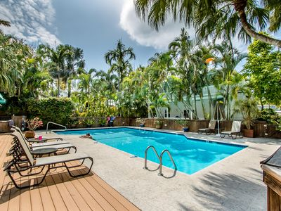 Photo for 2 bedroom 2.5 bath town home in Old town Key West- Monthly Rental only