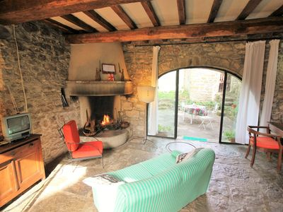 Photo for Casa Arco: Charming Cottage With Shared Pool And Valley Views near Florence
