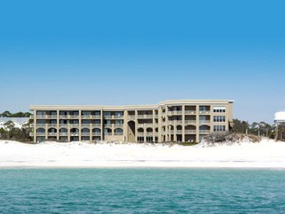 Unobstructed Gulf Front Exclusive Condo in Gated Complex South of 30A