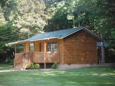 Photo for Beautiful, Affordable, Cabin Near Pigeon Forge For Couples!